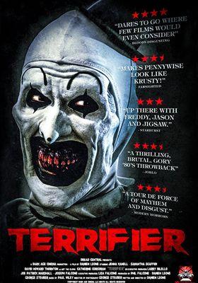 『テリファー』のポスター