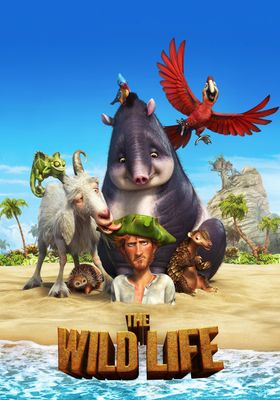 The Wild Life's Poster