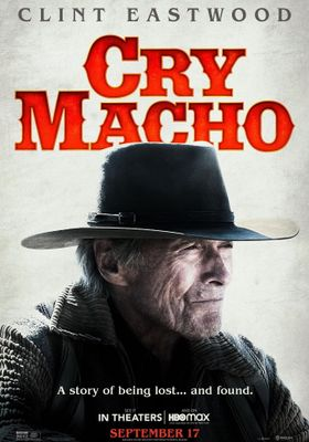 Cry Macho's Poster