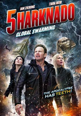 Sharknado 5: Global Swarming's Poster