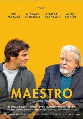 마에스트로의 포스터