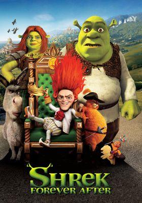 Shrek Forever After's Poster