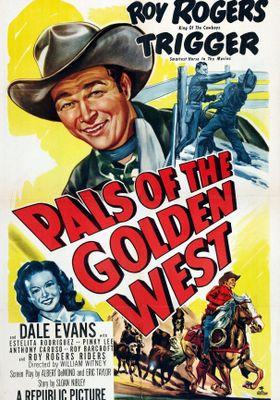 팰즈 오브 골든 웨스트의 포스터