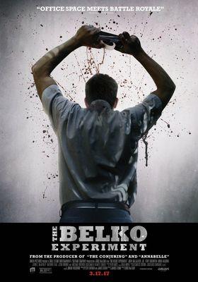 더 벨코 익스페리먼트의 포스터