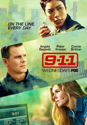 9-1-1 Season 1's Poster