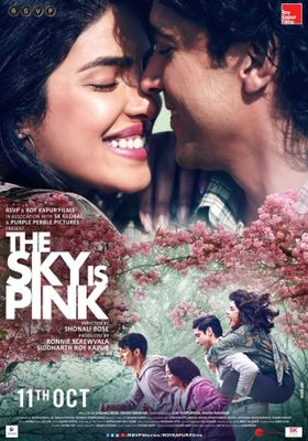 The Sky Is Pink's Poster