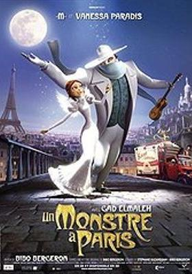 A Monster in Paris's Poster