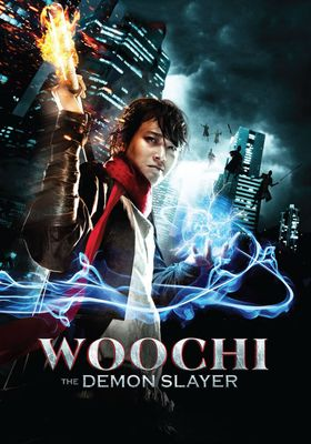 Woochi : The Demon Slayer's Poster