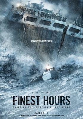 The Finest Hours's Poster