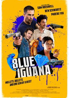 Blue Iguana's Poster