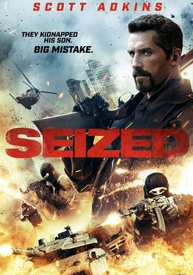 Seized's Poster