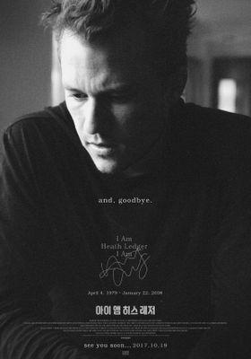 『I AM ヒース・レジャー』のポスター