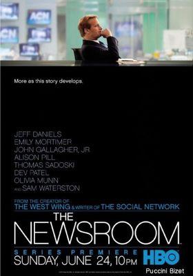 『ニュースルーム シーズン 1』のポスター