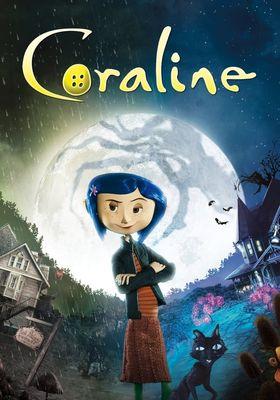 『コララインとボタンの魔女』のポスター
