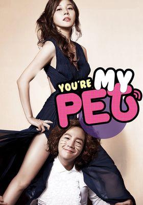 『きみはペット』のポスター