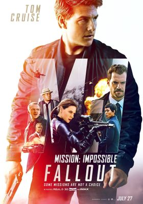 Mission: Impossible - Fallout's Poster
