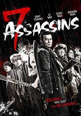 7 Assassins's Poster
