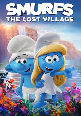 Smurfs: The Lost Village's Poster