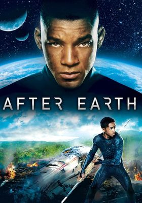 After Earth's Poster