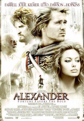 Alexander's Poster