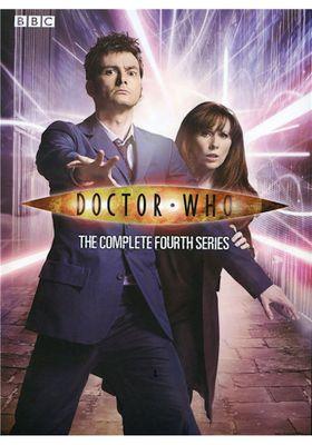『ドクター・フー シーズン4』のポスター