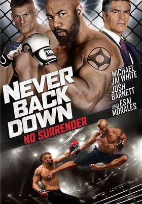 Never Back Down: No Surrender's Poster