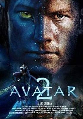 아바타 2의 포스터