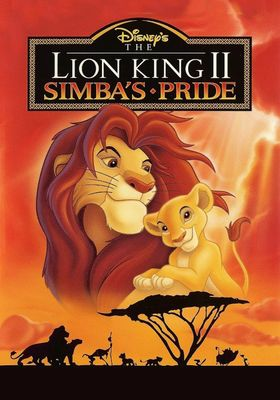 The Lion King 2: Simba's Pride's Poster