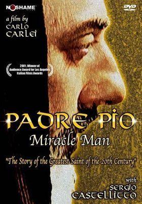 파드레 비오의 포스터