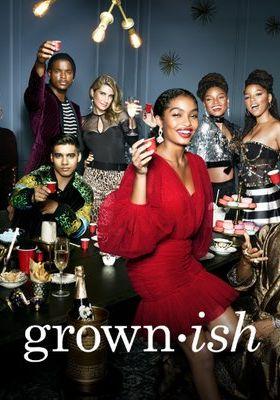 grown-ish Season 2's Poster