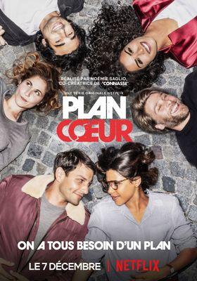 The Hookup Plan Season 1's Poster