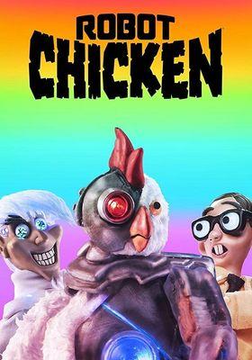 Robot Chicken Season 9's Poster