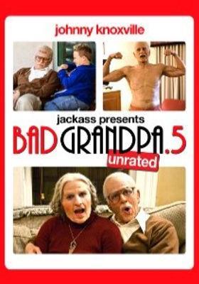 잭애스 프리젠트: 배드 그랜파 .5의 포스터