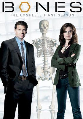 『BONES-骨は語る- シーズン1』のポスター