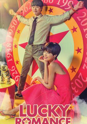 Lucky Romance 's Poster