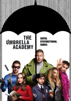 『アンブレラ・アカデミーシーズン 1』のポスター