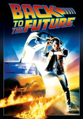 Back to the Future's Poster