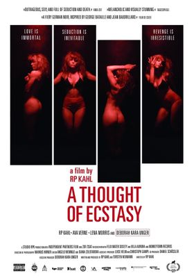 A Thought of Ecstasy's Poster