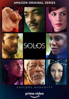 『Solos ~ひとりひとりの回想録~』のポスター