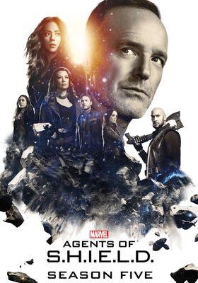 에이전트 오브 쉴드 시즌 5의 포스터