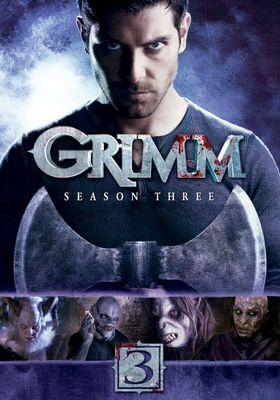 Grimm Season 3's Poster