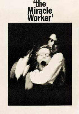 『奇跡の人(1962)』のポスター