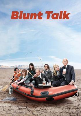 블런트 토크 시즌 2의 포스터