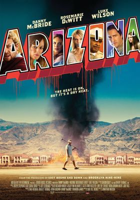 Arizona's Poster