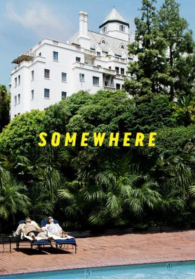 Somewhere's Poster