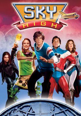 Sky High's Poster