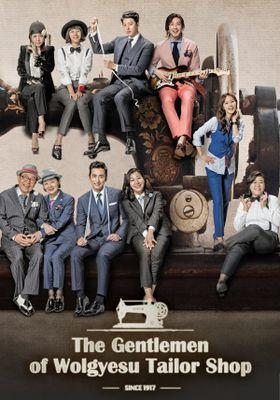 The Gentlemen of Wolgyesu Tailor Shop's Poster