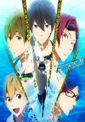 Free! Season 1's Poster