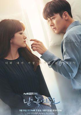 『僕を溶かしてくれ』のポスター
