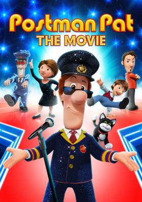 Postman Pat: The Movie's Poster